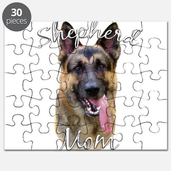 GermanShep Mom.png Puzzle