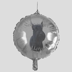 GiantSchnauzerMom Mylar Balloon