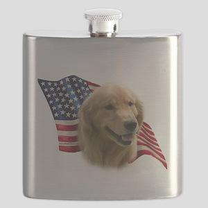 GoldenFlag Flask