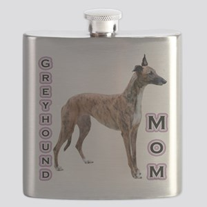 GreyhoundMom Flask