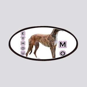 GreyhoundMom Patches