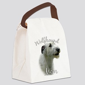 IrishWolfMom Canvas Lunch Bag