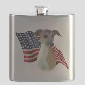 ItalianGreyFlag Flask
