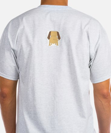 One of These Dachshunds! Ash Grey T-Shirt