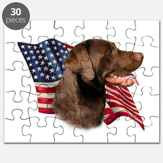 LabradorChocolateFlag.png Puzzle