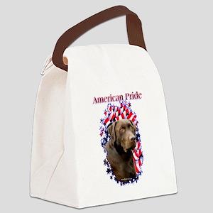 LabchocoPride Canvas Lunch Bag