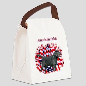 LabblackPride Canvas Lunch Bag