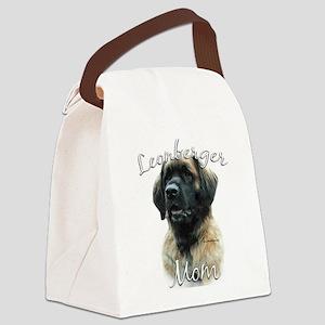 LeonbergerMom Canvas Lunch Bag