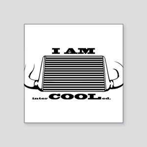 I am intercooled Sticker