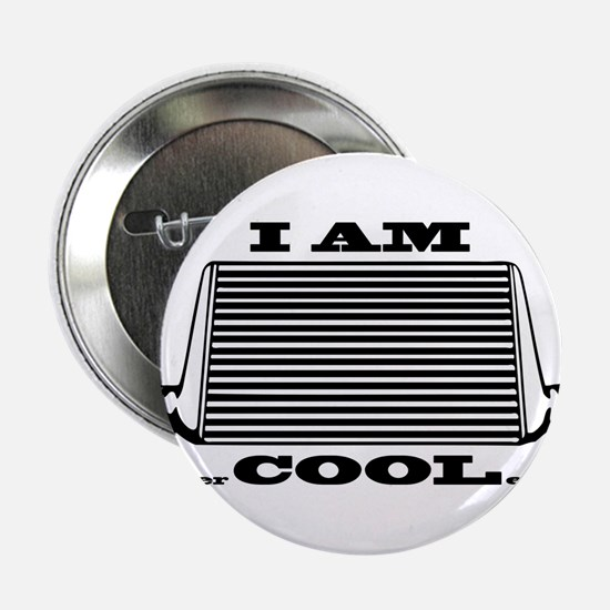 "I am intercooled 2.25"" Button"