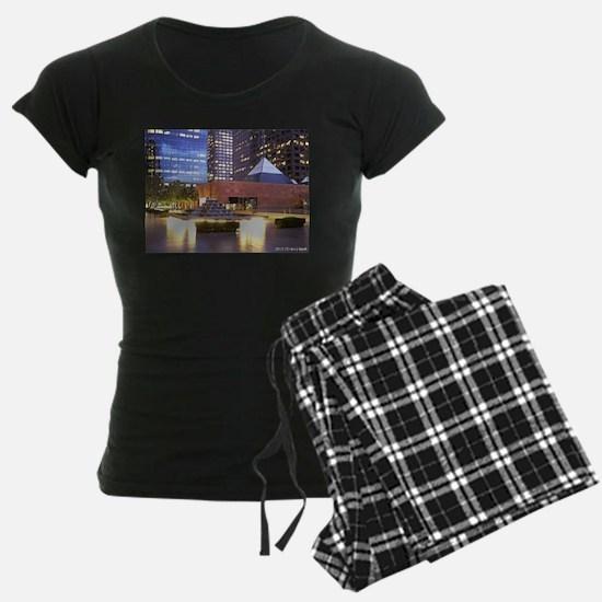 downtown L.A. scene Pajamas