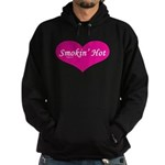 Smokin Hot ladies Hoodie