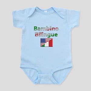 bambino bilingue Body Suit