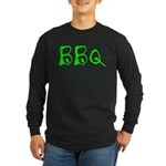 BBQ green Long Sleeve T-Shirt