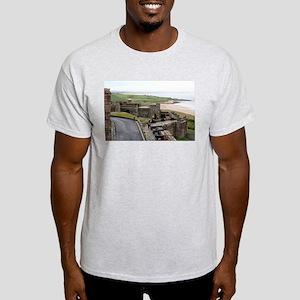 Bamburgh Castle & Coast, Northumberland, England T