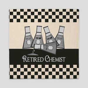 Retired Chemist 2 Queen Duvet