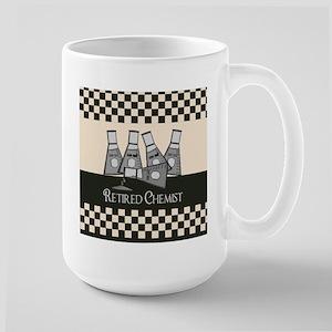 Retired Chemist 2 Mug