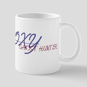 Foxy ghost hunter Small Mugs