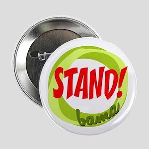 STAND! OBAMA Button
