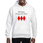 Bridge players have a heart Hoodie