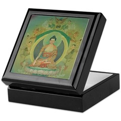 Keepsake Box Buddha