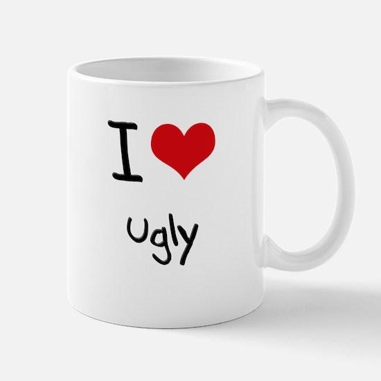 I love Ugly Mug