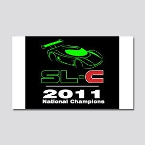 Superlite Race Champions Car Magnet 20 x 12