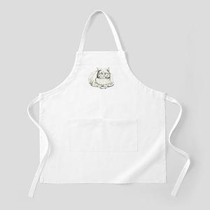 Fat Cat BBQ Apron