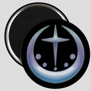 Xen Moon Symbol Magnet