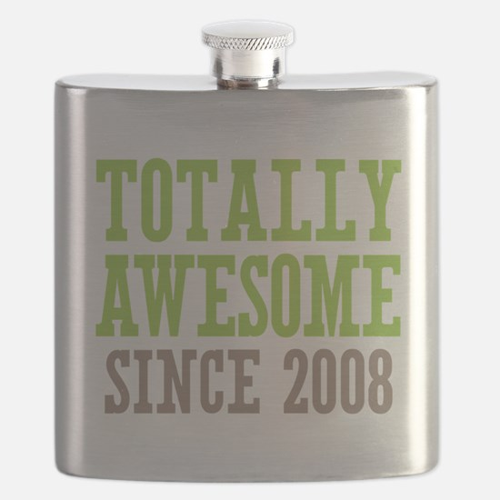Totally Awesome Since 2008 Flask