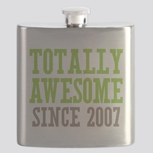 Totally Awesome Since 2007 Flask