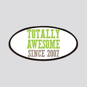 Totally Awesome Since 2007 Patches