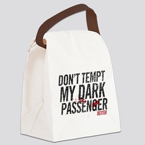 Dark Passenger Canvas Lunch Bag