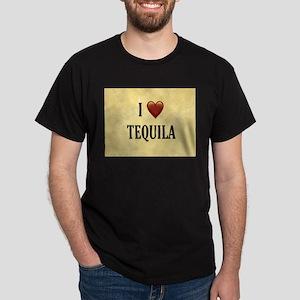I LOVE TEQUILA T-Shirt