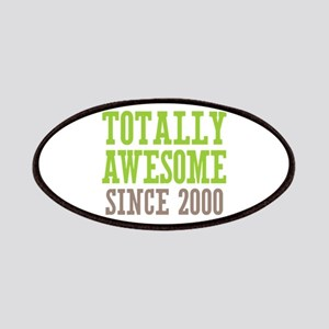Totally Awesome Since 2000 Patches