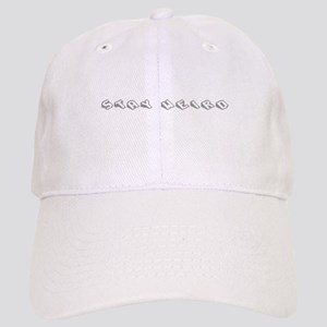 stay-weird-sl-gray Baseball Cap