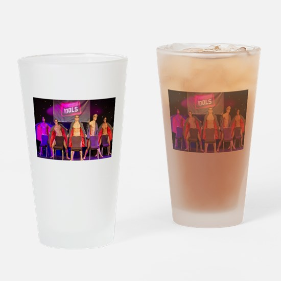 DREAM IDOLS - GEEK CHIC Drinking Glass