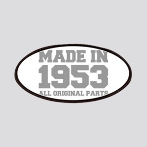 made-in-1953-fresh-gray Patches