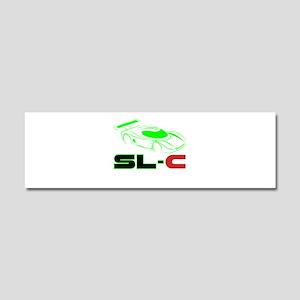 Superlite Champions-white Car Magnet 10 x 3