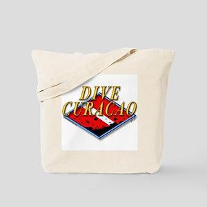 Dive Curacao Tote Bag