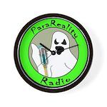 ParaReality Radio Wall Clock