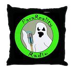 ParaReality Radio Throw Pillow