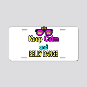 Crown Sunglasses Keep Calm And Belly Dance Aluminu