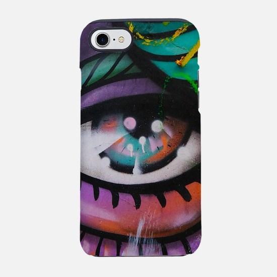 Street Art II iPhone 7 Tough Case