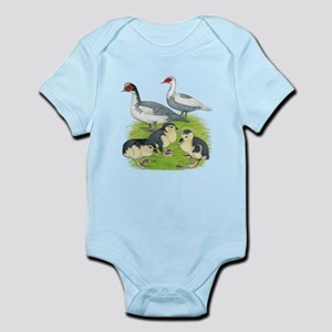 Muscovy Duck Baby Clothes & Accessories - CafePress