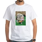 Micro pig with carrot T-Shirt