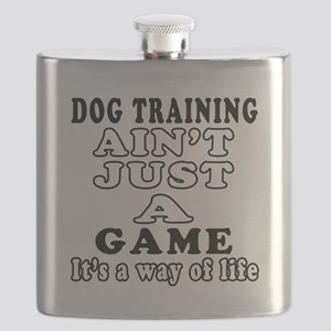 Dog Training ain't just a game Flask