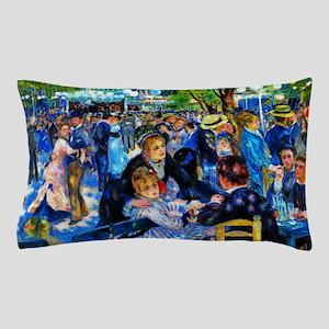 Renoir: Dance at Moulin d.l. Galette Pillow Case