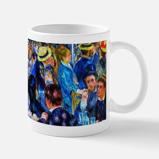 Renoir: Dance at Moulin d.l. Galette Mug