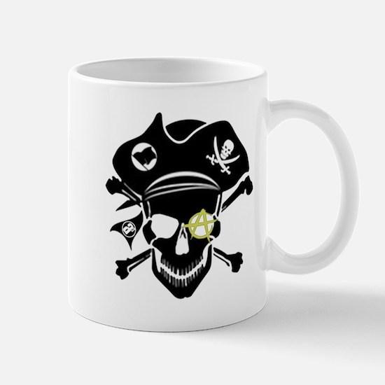 Black Captain Mug